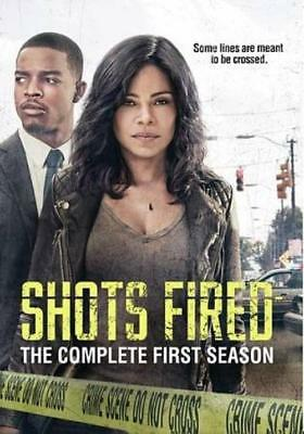 Shots Fired: The Complete Series Used - Very Good Dvd