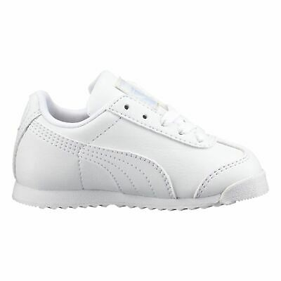 Puma Kids Roma Basic Inf 00 Low Trainers