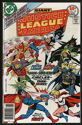 Justice League Of America #148 Limited Distribution