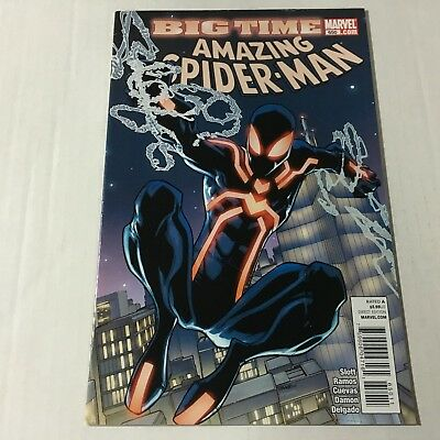 AMAZING SPIDER-MAN #650 Marvel 1st Print First Stealth Suit