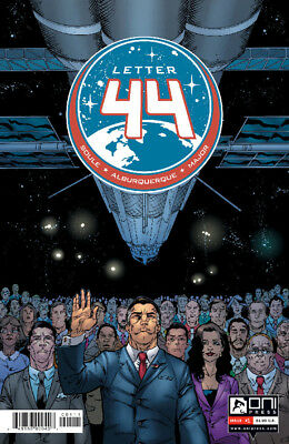 LETTER 44 #1 ScyFy TV Show Oni Press Sold Out 1st Print Near Mint to NM+ 2013