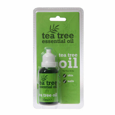 Tea Tree Essential Oil Antiseptic Anti Fungal Skin Nails 30 ml Bottle