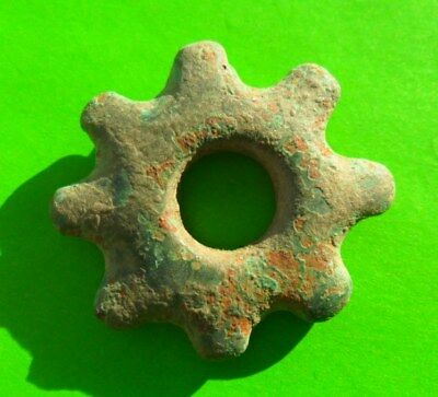 Authentic Celtic Ring Proto Coin Money - Rare / 2
