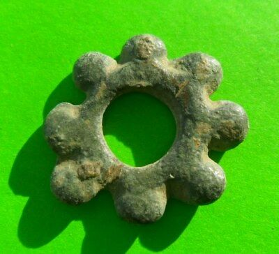 Authentic Celtic Ring Proto Coin Money - Rare / 3