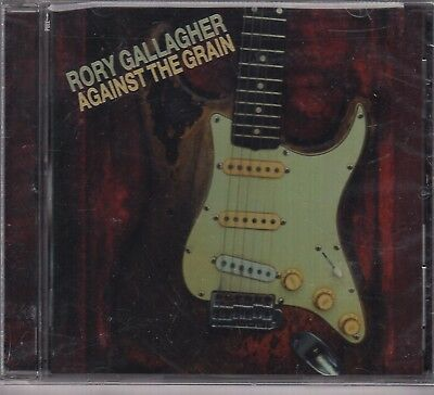 RORY GALLAGHER Against The Grain USA CD EAGLE RECORDS SEALED