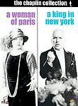 THE CHAPLIN COLLECTION: A Woman of Paris & A King in New York DVD Region 1 - NEW