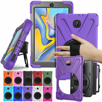 Rotating Protective Case For Samsung Galaxy Tab A 8.0 2018 SM-T387 8 Inch Tablet