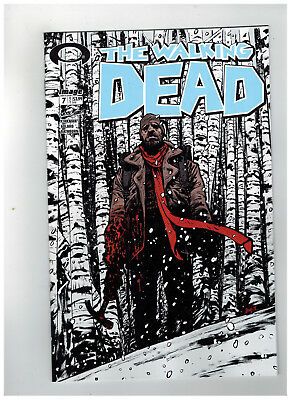 THE WALKING DEAD #7  15th Anniversary - Color Variant        / 2018 Image Comics