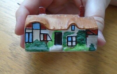 Genuine WH GOSS Collectible Ann Hathaway's Cottage RN 208047 Shakespeare