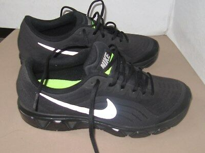 new arrival 3a5ca bd750 ... spain nike air max tailwind 6 running shoes black 621225 001 mens us  8.5 c46d6 0a6cc