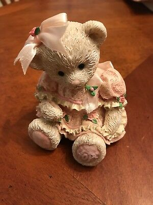 Dolls & Bears Promise Bears Collection Limited Edition Caring Bear Figurine 9cm