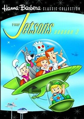 THE JETSONS SEASON 3 New Sealed DVD Hanna-Barbera Classic Collection
