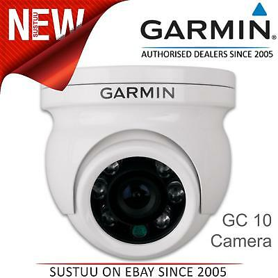 Garmin GC-10 NTSC Marine Video Camera - PAL - Standard Image│IP66│010-11372-02