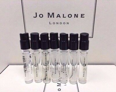 Various 1.5ml Jo Malone Sample Vials - Choose Your Scent & QTY