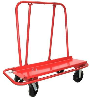55502 Heavy Duty Drywall Cart 500kg Plasterboard Wheeled Trolley Boards Wheelbar
