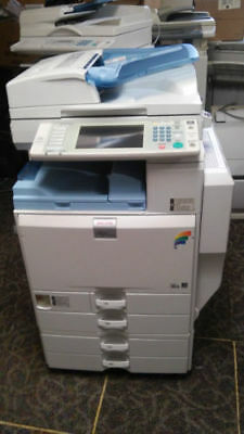 Ricoh Aficio MP C3500 Color Business Printer Copier