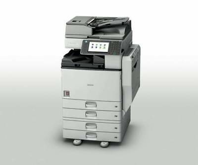 Ricoh Aficio MP 5002SP Multifunction Copier Printer