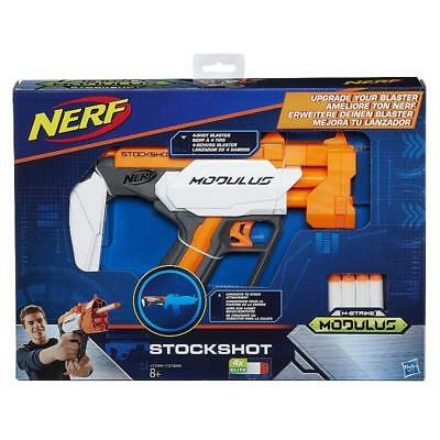 Nerf N-Strike Modulus Stockshot Blaster & Elite Darts Set