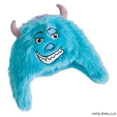 Nuevo Disney Store Infantil Sulley Piloto Sombrero Monsters University Suave