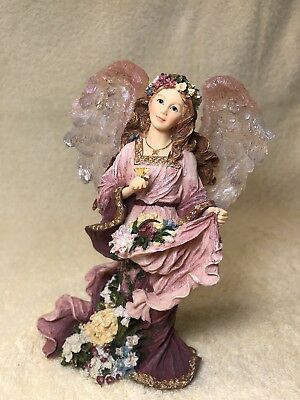 """Boyds Bears Angels Collection, """"Olivia...Guardian of Flora"""" #28220 1st Edition"""