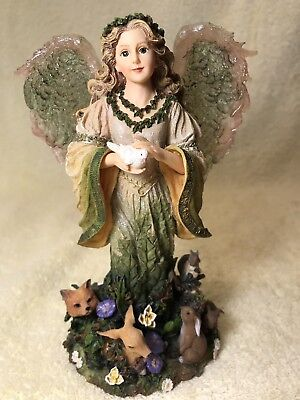 """Boyds Bears Angels Collection, """"Floramella...Guardian of Nature"""" 1st Edition"""