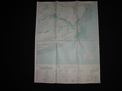 Vietnamkrieg Year 1965 Farbe Pictomap Photomap von Lac Hoa nahe Süd China See