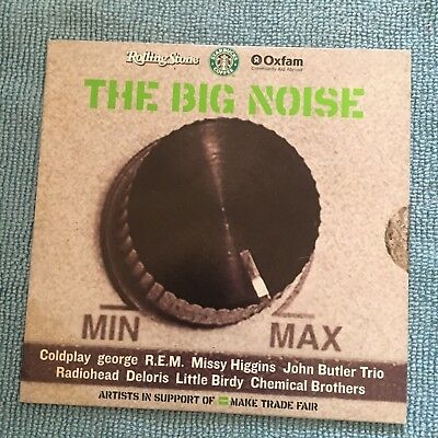 The Big Noise, Rolling Stones Cd