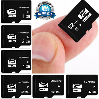 128MB-32GB Storage 2018 C6/10 FLASH MEMORY CARD FOR Tablet PC Laptop