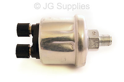 Oil Pressure 10 bar / 150 PSI Sender 1/8 - 27 NPT IR replaces VDO unit 2 post