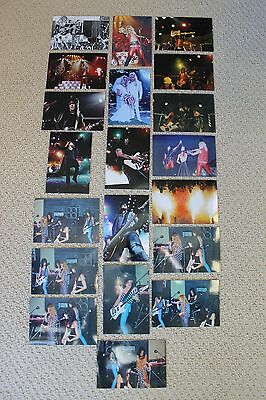 Motley Crue 20 Early Photos 1981-2008 Nikki Sixx Neil Mars Tommy Lee Final Tour
