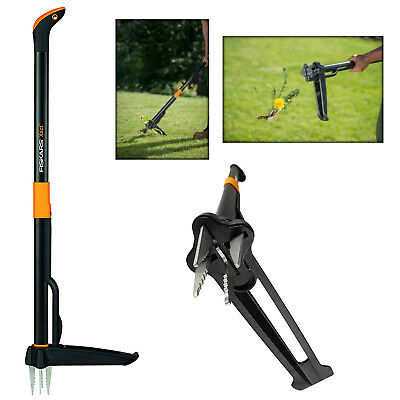New Garden Weed Puller Grabber Root Grass Remover Weeder Lawn Cleaner Hand Tool