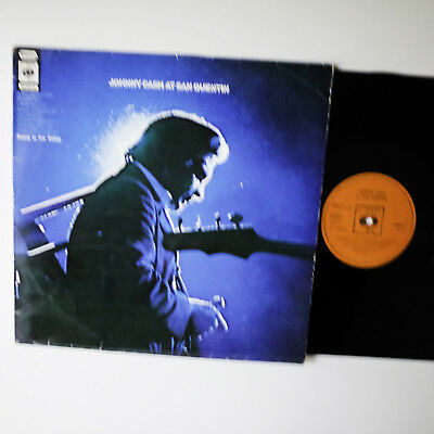 Johnny Cash ‎– Johnny Cash At San Quentin   LP   GER 1969   vg-  #1