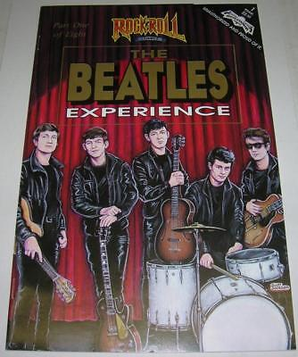 THE BEATLES EXPERIENCE #1 (Revolutionary Comics 1991) RARE 1st PRINT (VF-)