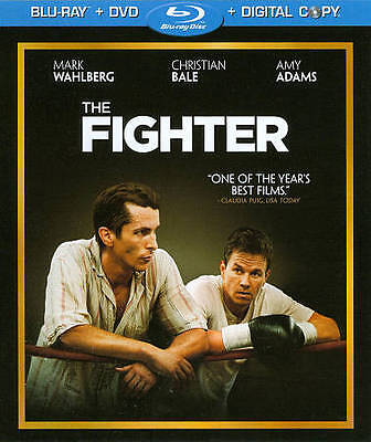 The Fighter [Two-Disc Blu-ray/DVD Combo]