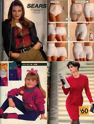 VINTAGE SEARS CATALOG 1992 - 1993 Fall Winter Annual - 1639 Pages