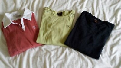 Ariat Ladies Long Sleeve Tops x 3  As New Size M