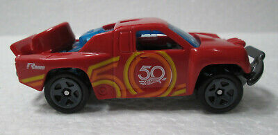 Hot Wheels 50th Anniversary  OFF TRACK  1/64 SCALE MINT LOOSE