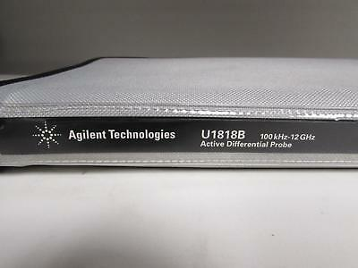 Agilent U1818B Active Differential Probe, 100 kHz to 12 GHz