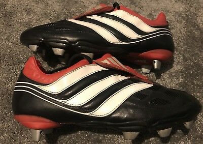 4a3af49da ... italy original adidas predator precision soft ground uk11 euro 2000  football boots ca1e0 0badc