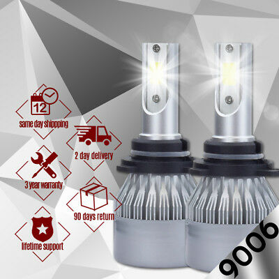 XENTEC LED HID Headlight Conversion kit 9006 6000K for 1996-1999 BMW 328is