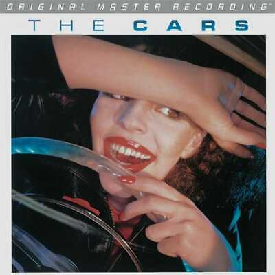 The Cars - The Cars MoFi Vinyl LP 180g Mobile Fidelity Limited Numbered Edition