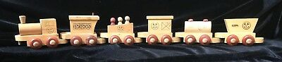Montgomery Schoolhouse Mite Train Set - Free Shipping