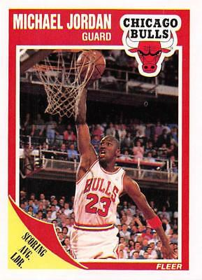 1989-90 Fleer NBA Basketball Cards Pick From List (Includes Stickers)