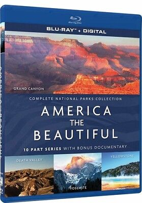 National Parks Collection: America The Beautiful (REGION A Blu-ray New)