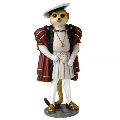 Country Artists Magnificent Meerkat Henry Figurine Ornament