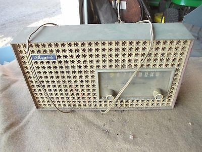 Vintage Musaphonic Radio Model by General Electric