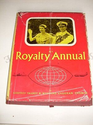 Old Vintage Book The Royalty Annual No. 3 Full Of Photos