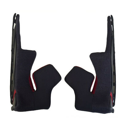 Shoei X-Spirit 3 Motorcycle Helmet Replacement / Spare Cheek Pads - All Sizes
