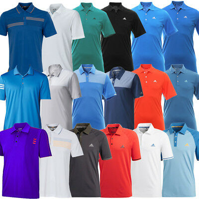 adidas Golf Polo Shirts Reduced To Clear Clearance Sale