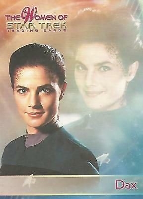 "Women of Star Trek - P3 ""Dax"" Binder Exclusive Promo Card"